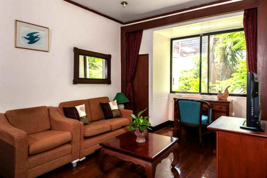 40sqm One-Bedroom Apartment, House by The Pond - Bangkok - Apartment