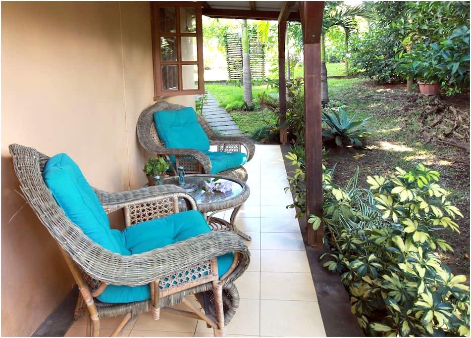Tipti lakaz - Romantic Creole House - Black River - House