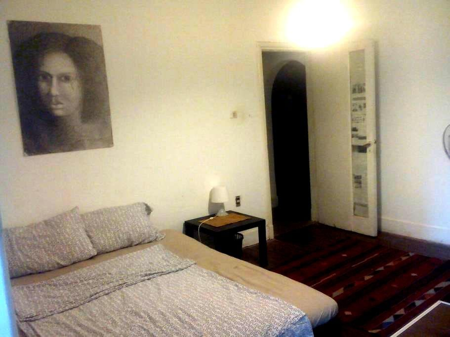 Sunny clean room in Mounira - Kairo