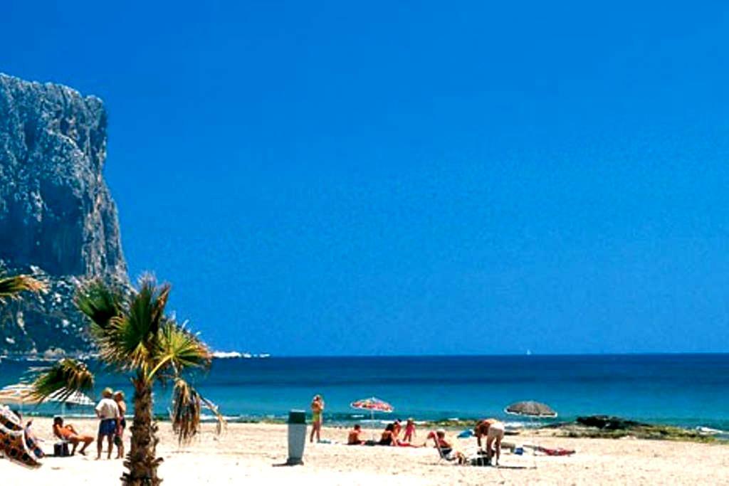 Playa Arenal-Bol - Calp - Wohnung