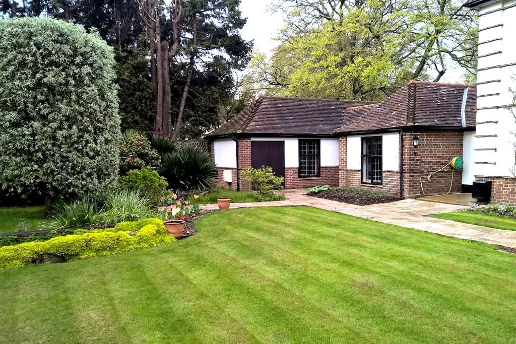 Luxury Garden annexe in a great location - Southampton - Apartemen