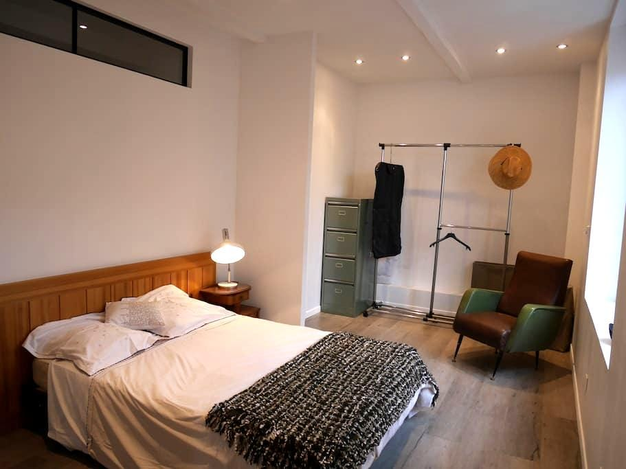 Loft, between the Cathedral and Champagne houses - Reims - Loftlakás