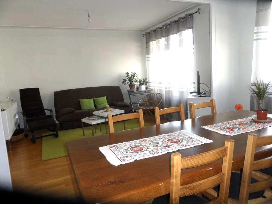 Appartement calme et confortable - Nantes - Flat