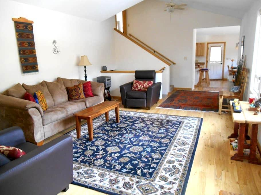 NEW CRESTONE RETREAT HOME - Crestone - Casa