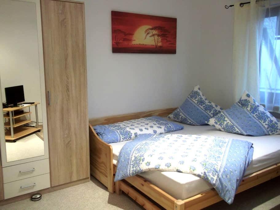 1-Zimmerwohnung  bei Ravensburg - Schlier - Wohnung