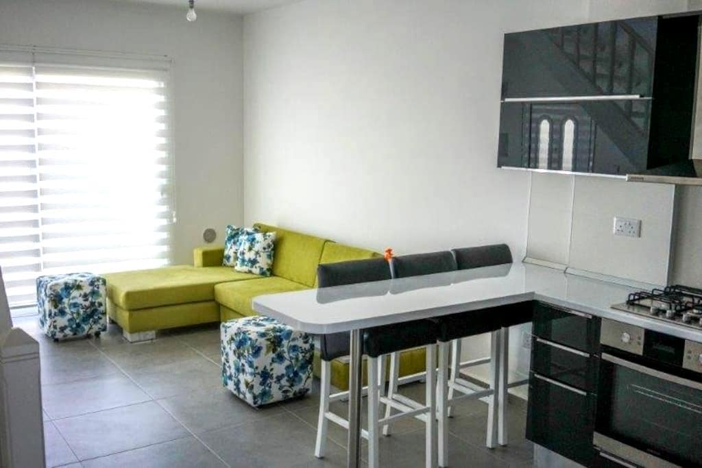 A9/6 1-bed apartment with on-site amenities - Esentepe - Apartment