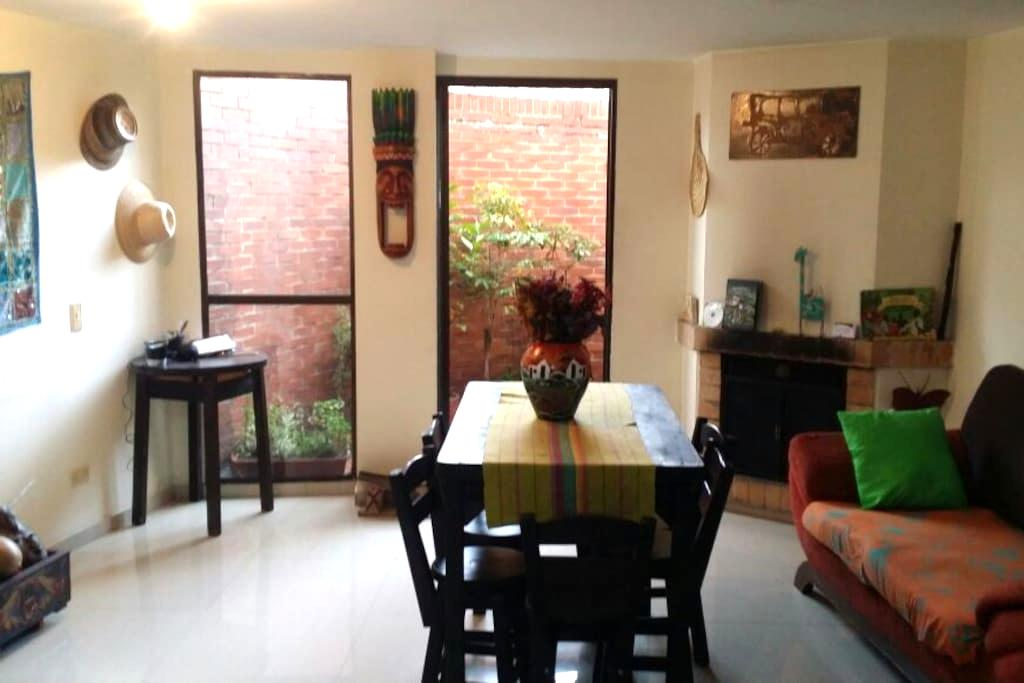 Precioso apartamento. Centro histórico Bogotá. - Bogotá - Ev