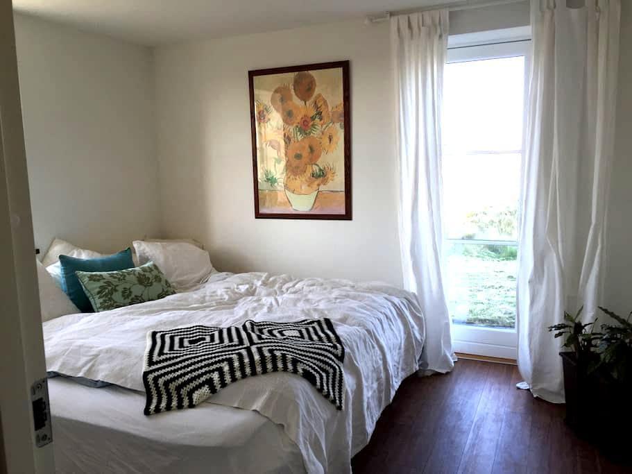 Soveværelse & bad i separat afd. - Fanø - Dům