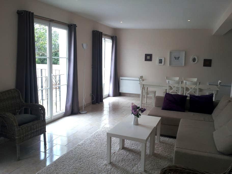 """Appartement 3 chambres """"Le Haras"""" - Bellême - Lägenhet"""
