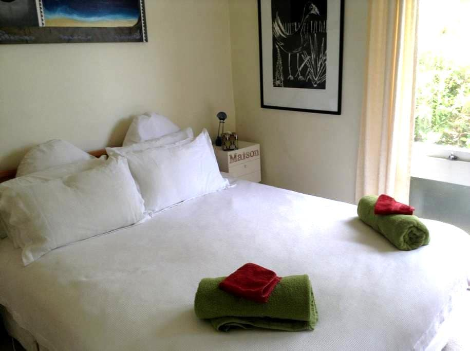 Cosy, close to airport and city - Wellington - Apartamento