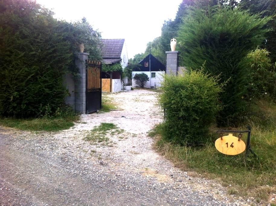 full Property with 3  country houses ,up to  20pax - Le Perray-en-Yvelines
