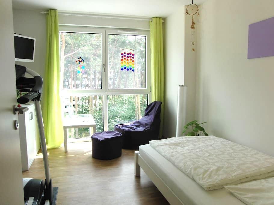 Einzelzimmer deLuxe am Stadtrand - 90453 Nürnberg - Huoneisto