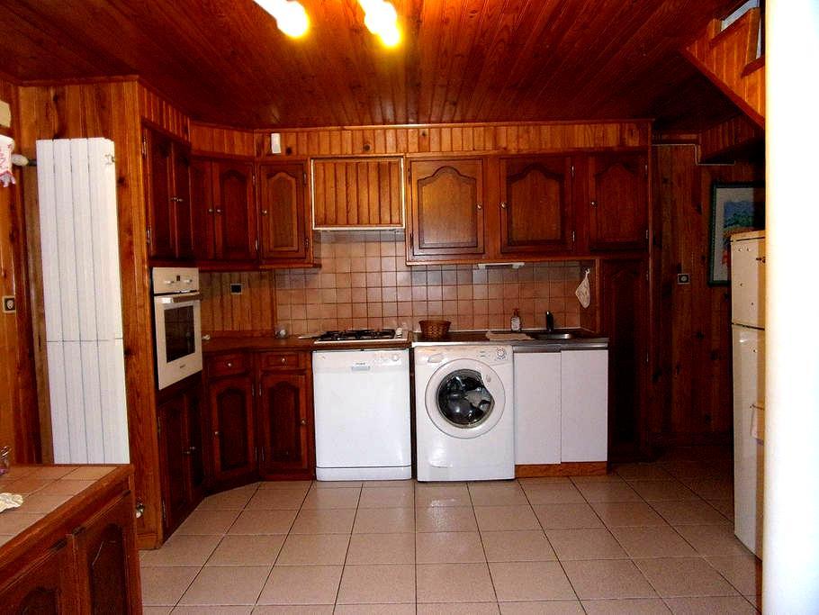 La Saintonge dorée au calme (sauna) - Fontcouverte - House