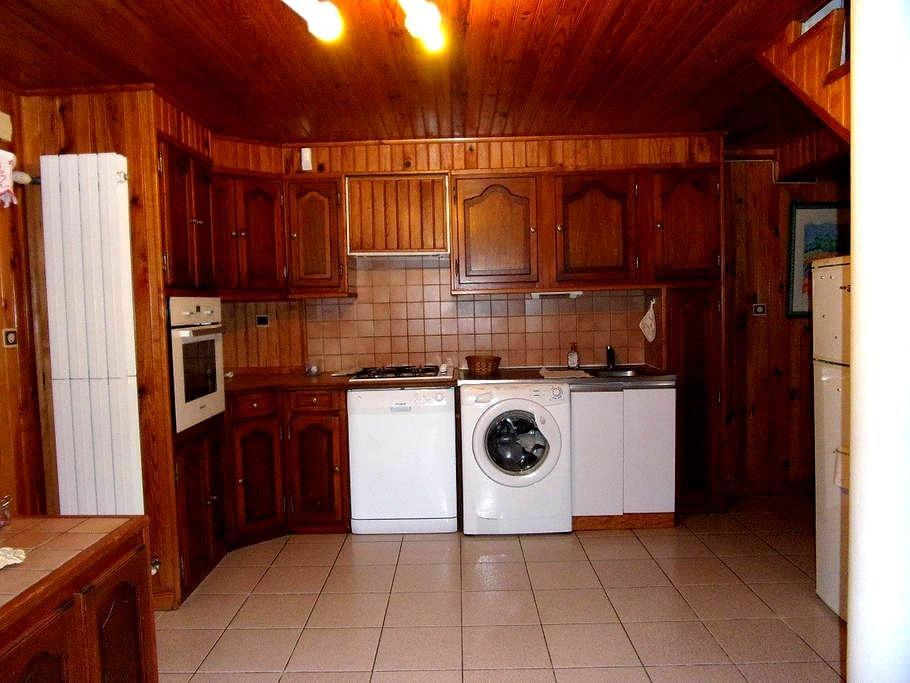 La Saintonge dorée au calme (sauna) - Fontcouverte - Dom