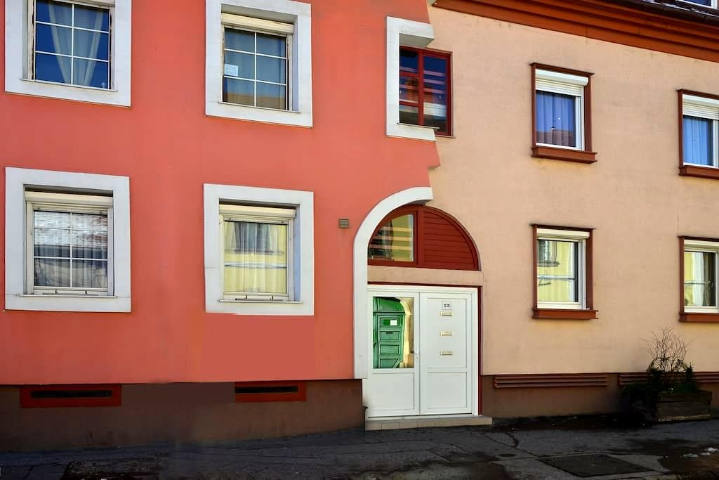 Thermal Apart in Downtown Eger  - Eger - Apartment