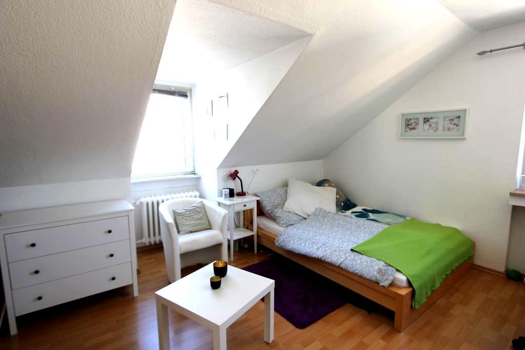 Gemütliches Zimmer im Kasseler Zentrum - Kassel - Apartmen