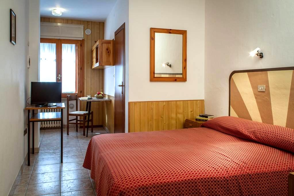 Monolocale per 2 persone - Antey-Saint-Andrè - 公寓