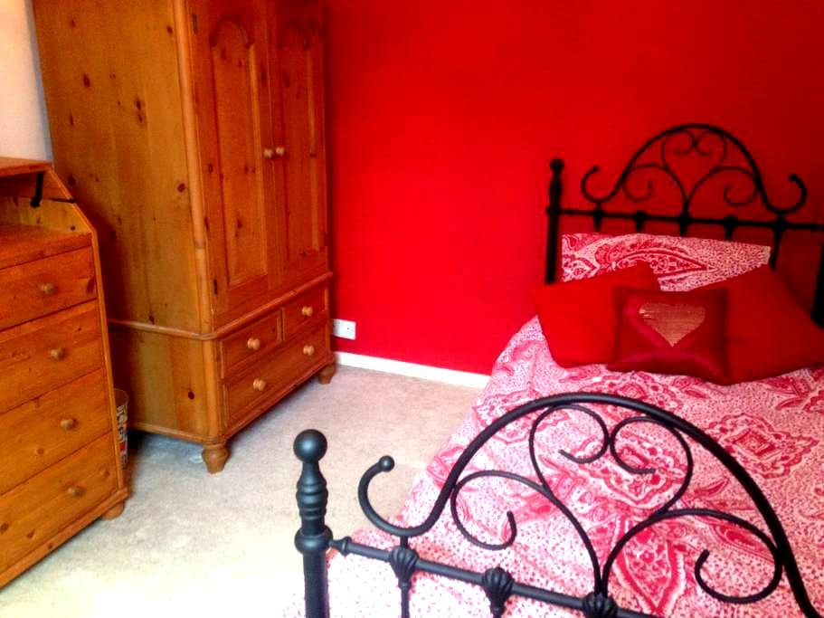 Room in Victorian House close to Town Centre - Reading - House