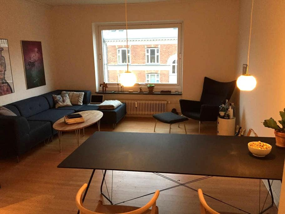 Entire apartment w/ central location and balcony! - Frederiksberg - Apartment