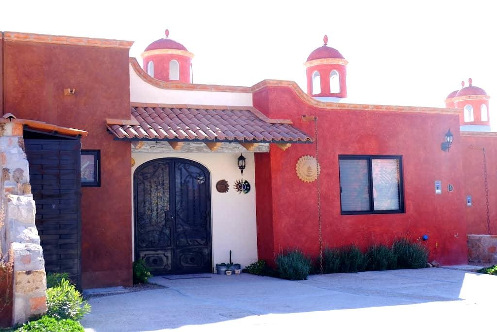 Beautiful and cozy house with pool and security - San Miguel de Allende - Hus