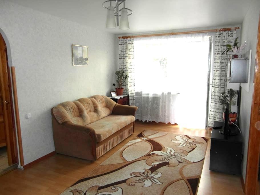 Двухкомн-я квартира в центре Гомеля - Гомель - Apartamento