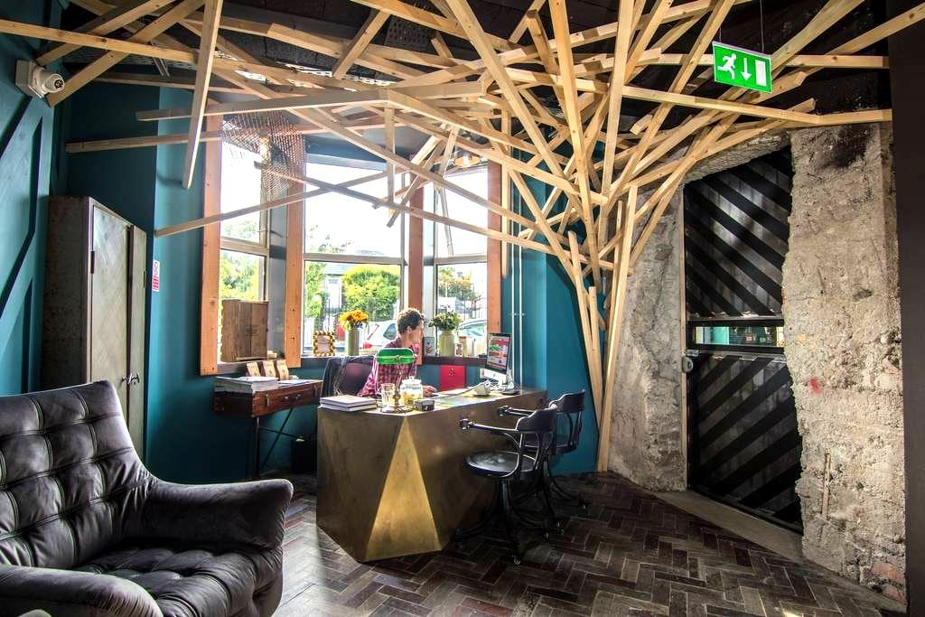 The NEST Boutique Hostel - Galway