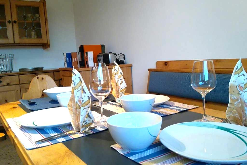friendly 3 room apartment with mountainview - Villach - Apartamento