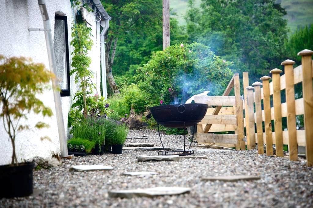 Wester Auchraw Croft B&B Barn. - Lochearnhead