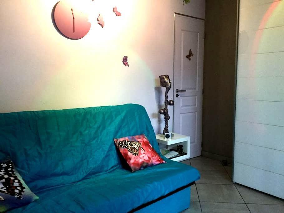 Charmante chambre en bord de marne - Champs-sur-Marne - Casa
