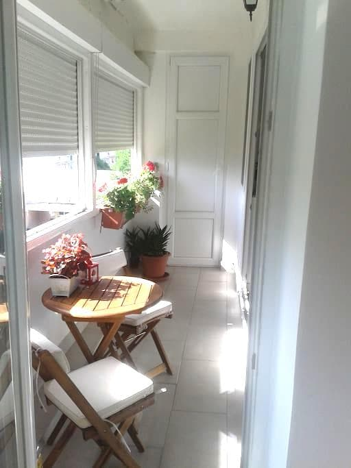 Big bright room near Jarun Lake - Zagreb - Apartment