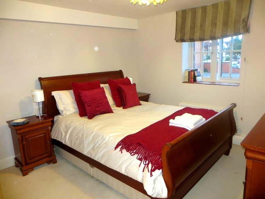 Sunny double bedroom in Old Brewery - Abingdon - Διαμέρισμα