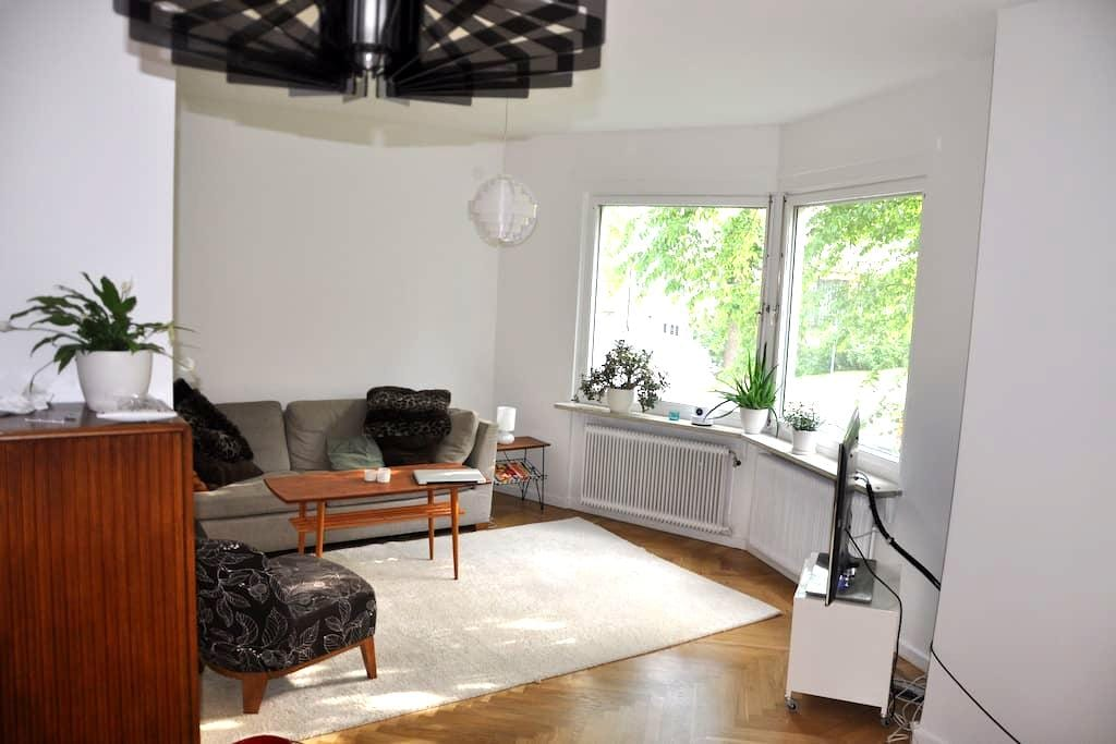 Bright 3 room apartment - Stockholm - Wohnung