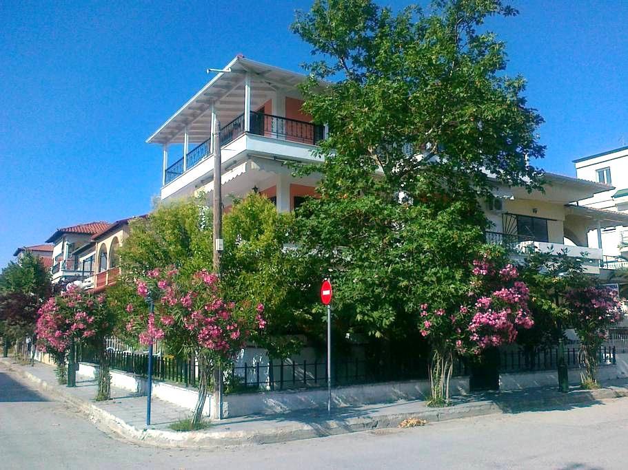 VILLA CRISTIANA Holiday Apartments - Paralia