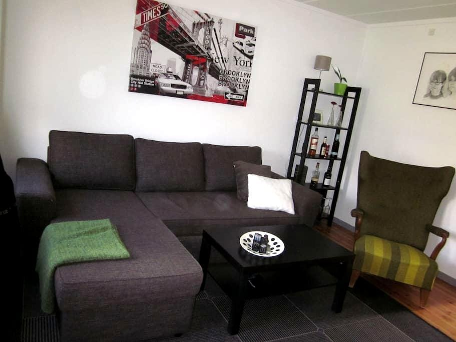 Cozy little 2 rooms apartment - Fredericia - Apartamento
