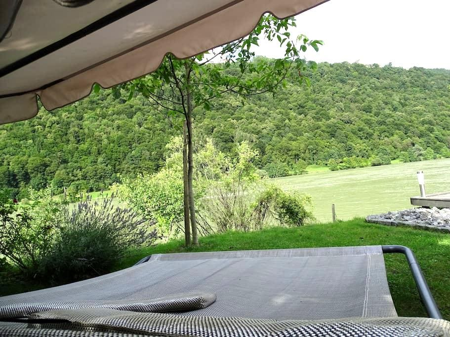 Beautiful nature at the Danube! - Wesenufer - Appartement