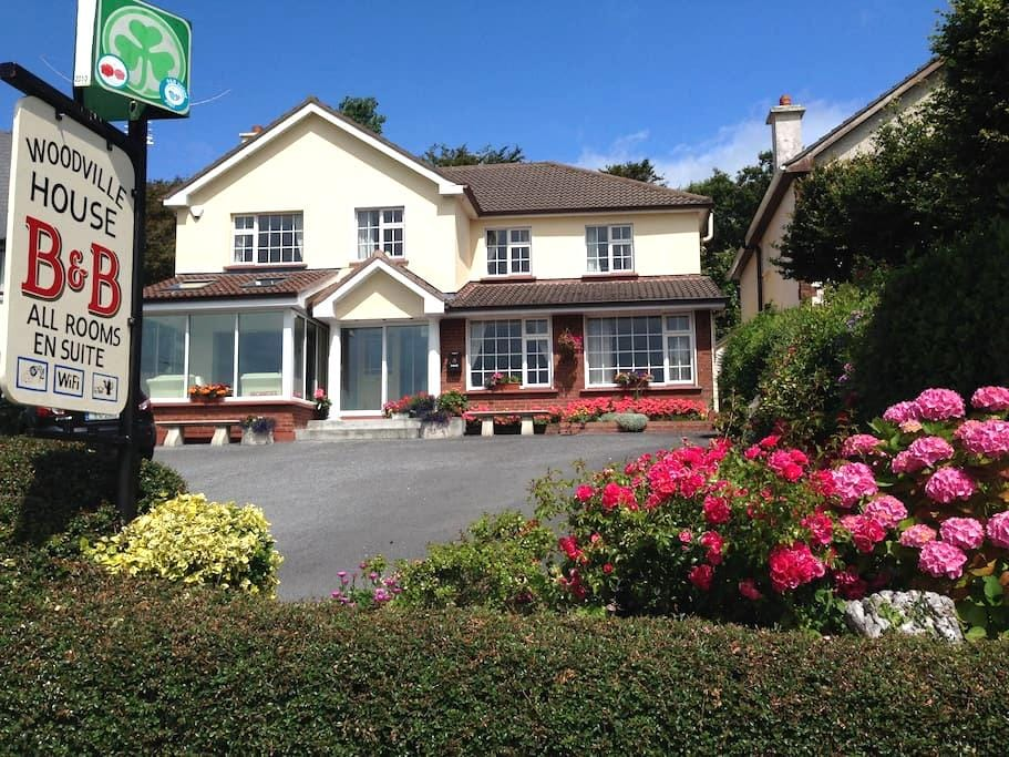 Lovely B&B overlooking Galway Bay - Galway - Penzion (B&B)