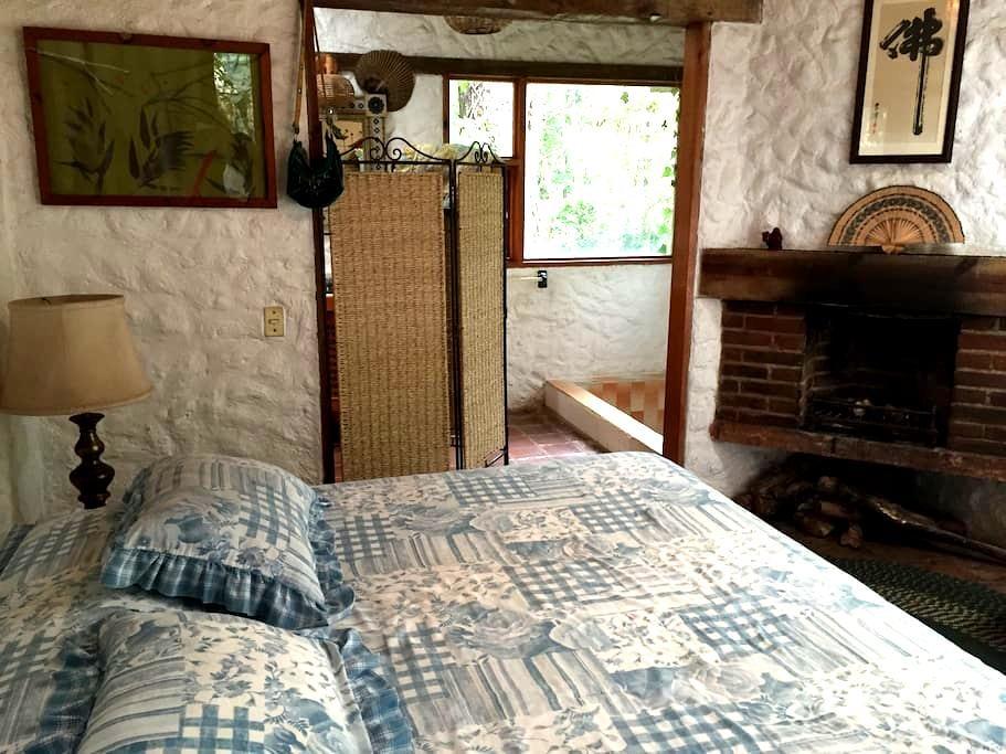 Cozy Cabin in the Woods - Valle de Bravo - House