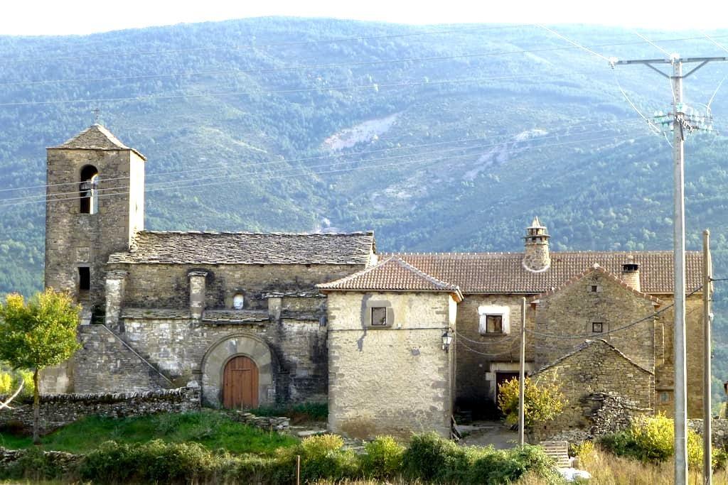La Abadia, Sierra de Javierre - Caldearenas - ที่พักพร้อมอาหารเช้า