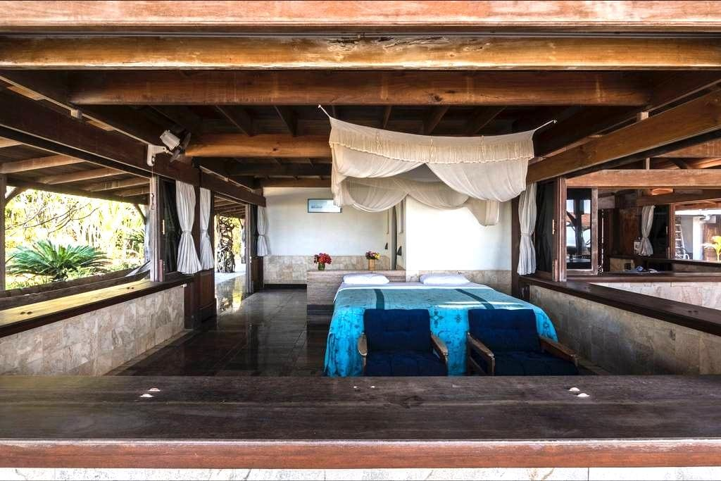 Seaside Room in Seavibes Villa - Pelabuhanratu  - Hus
