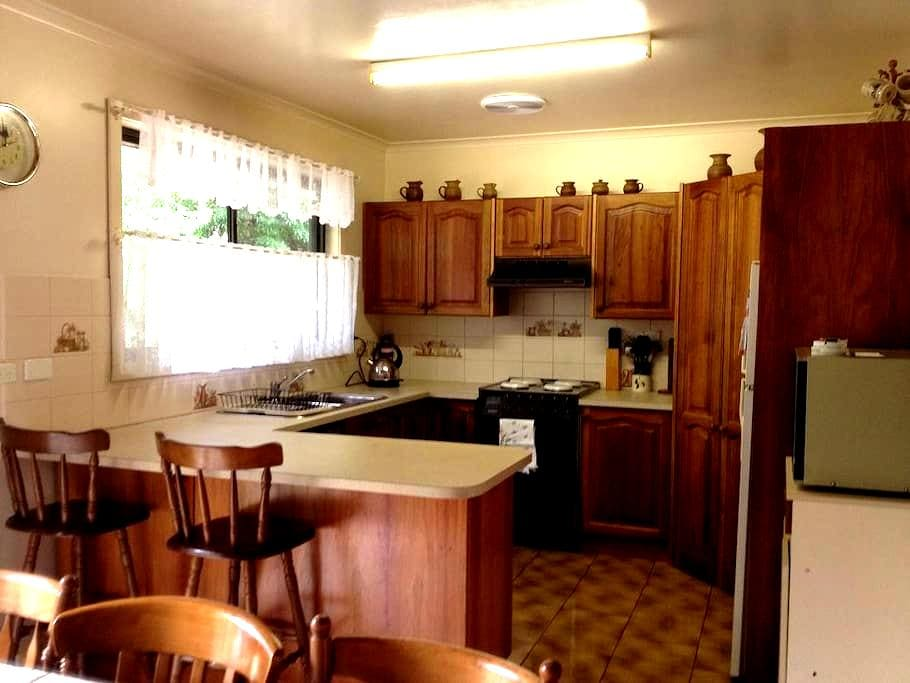 Anglers Rest Cottage - Howqua Inlet - Casa