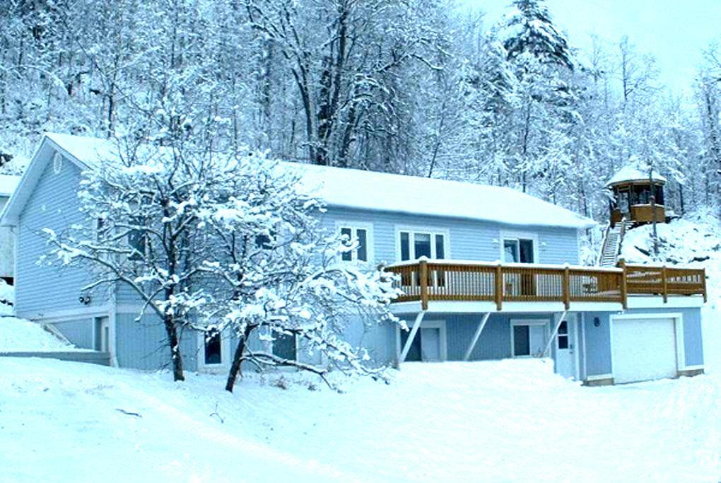 Decelles Chalet-Executive Suite - Lac-Sainte-Marie - Chalet