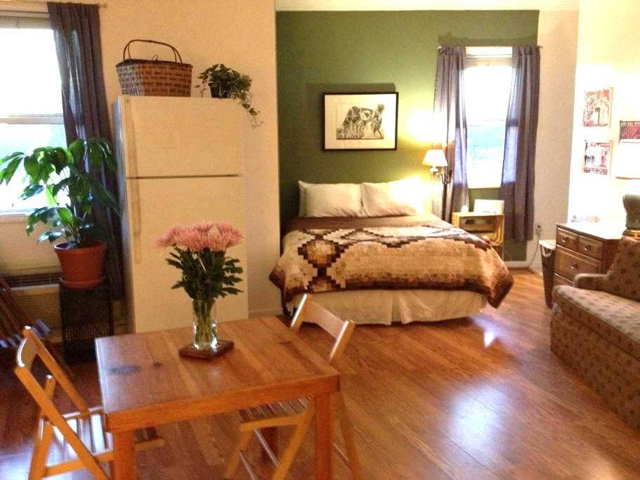 Private Home Away From Home - Chapel Hill - Apartment