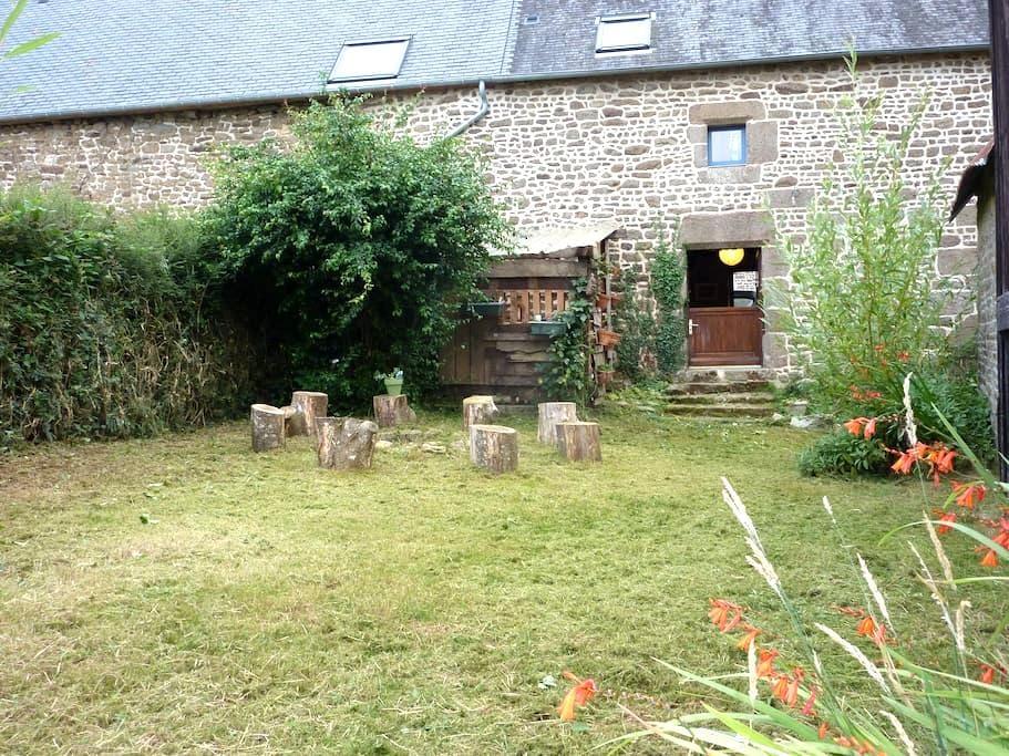 Maison à louer à la campagne - Poilley - Dom