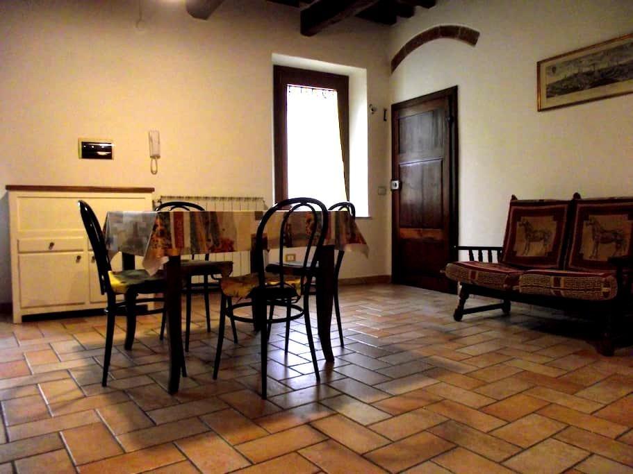 Casa Il Girasole - Serre di Rapolano - บ้าน