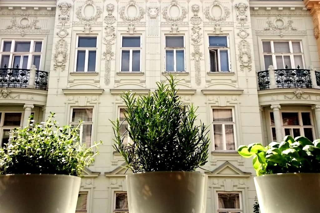 Spacious light room - Brno - Apartment