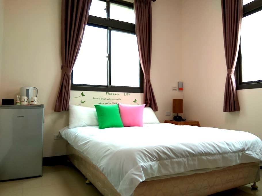 向陽居-Country life,雙人甜蜜套房 - Jincheng Township - Bed & Breakfast