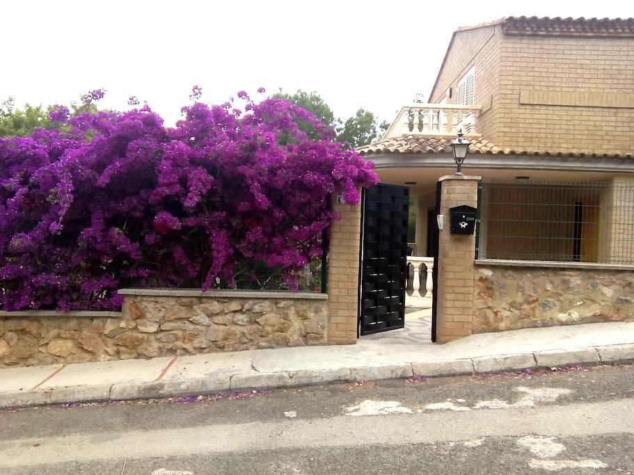 Casa con piscina en plena Sierra Calderona - Nàquera