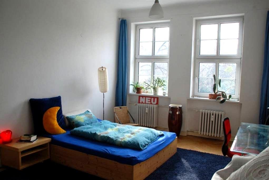 Großes, helles Zimmer - Berlin - Wohnung