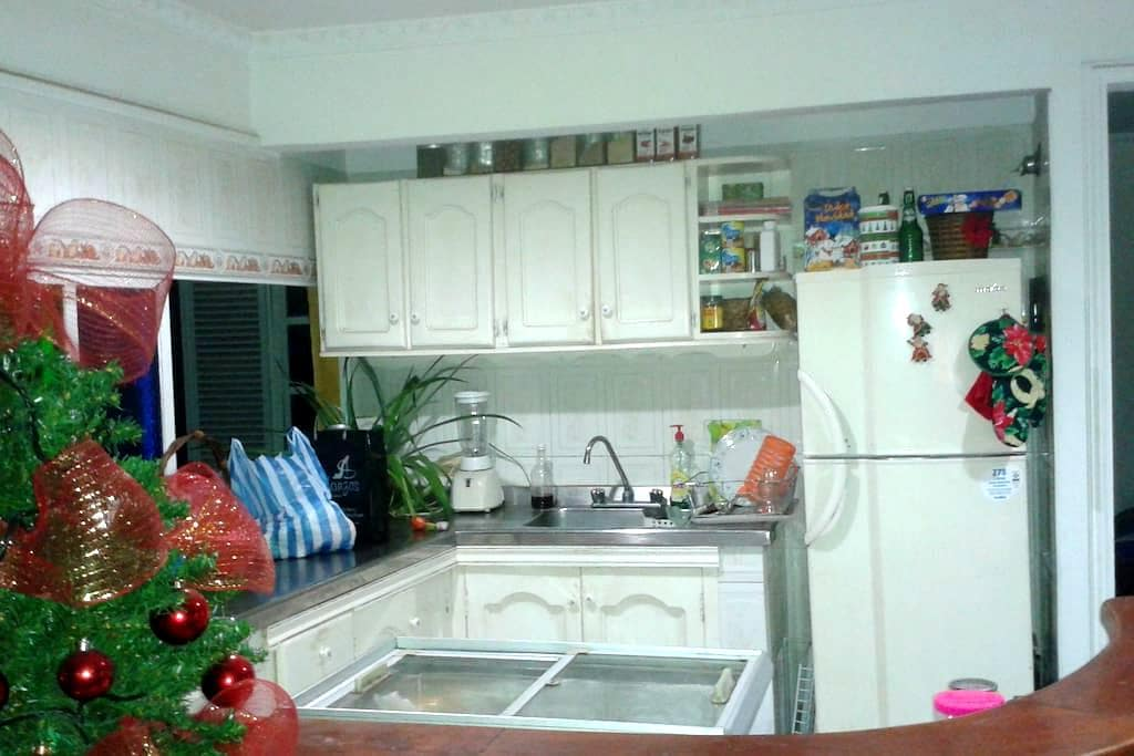 Cosy room in central apartment - Cartagena - Daire