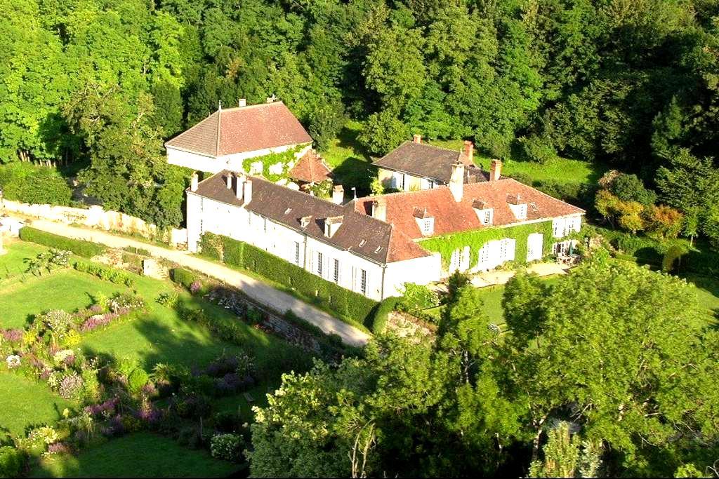 manoir de Val en Sel, - Saint-Père - Casa